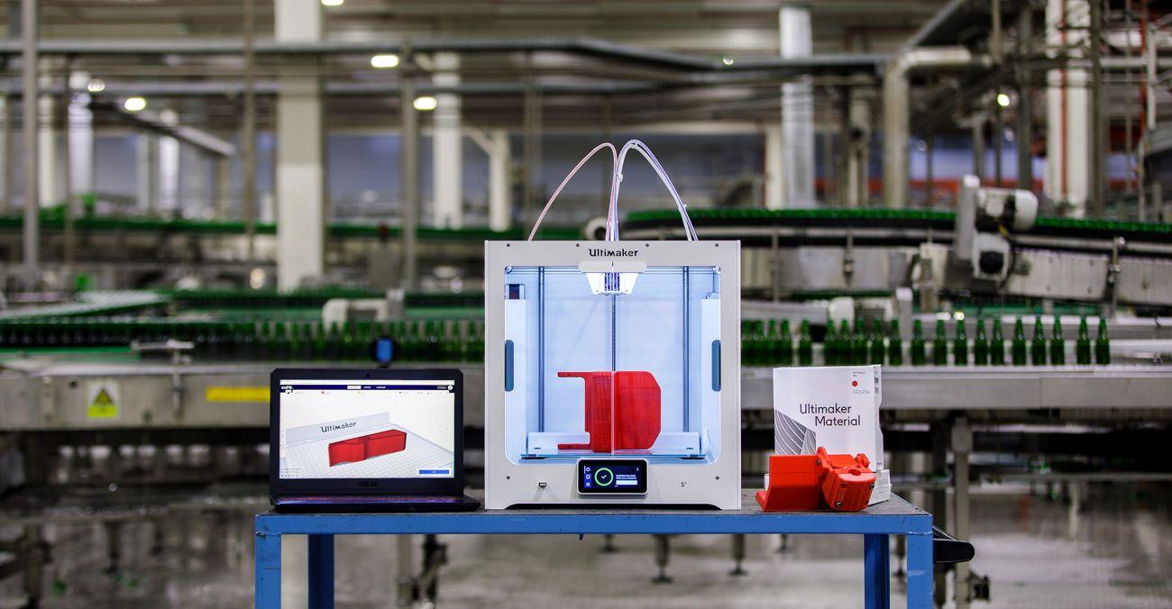 Применение 3D печати для улучшения производственных линий и оборудования