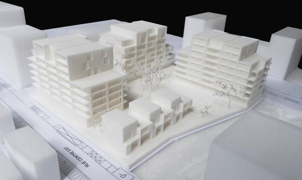 3Д печать в архитектуре и строительстве: преимущества и методы